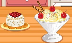 Cooking Frenzy: Ice Cream