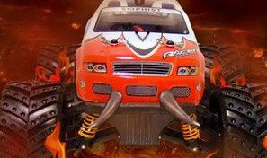 Original game title: Hell Racer
