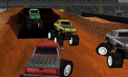 Đua Monster Truck 3D