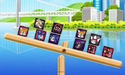 Sonic's Balancing Act