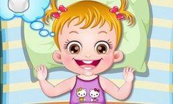 Bébé Hazel : Amusement