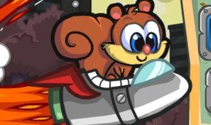 Original game title: Rocket Squirrel