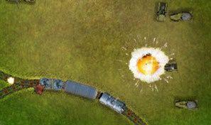 Rail of War