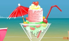 Original game title: Ice Cream Challenge