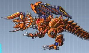 Dino Robot: Triceratops