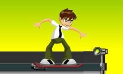 Ben10 Skateboard