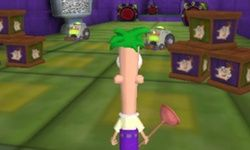 Phineas en Ferb: Transportinators of Doom