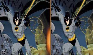 Original game title: Batman:Spot The Difference