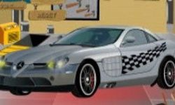 Mercedes Benz SLR