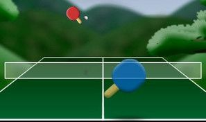 Table Tennis 2.5D