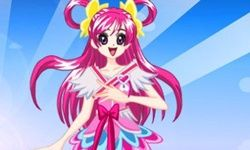 Glitter Force Dress-Up
