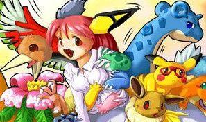 Original game title: Pokemon: FTA