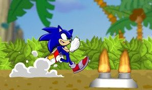 Original game title: Sonic Jungle Adventure