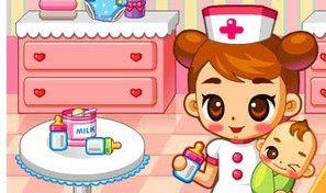 Original game title: Maternal Hospital