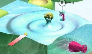 Original game title: Wonderputt