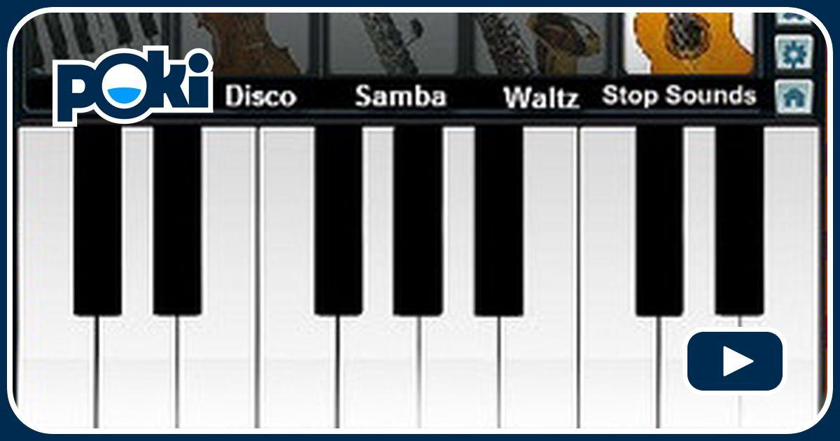 piano simulator online