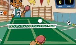 Maya & Miguel Ping Pong