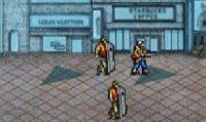 Original game title: City Invasion