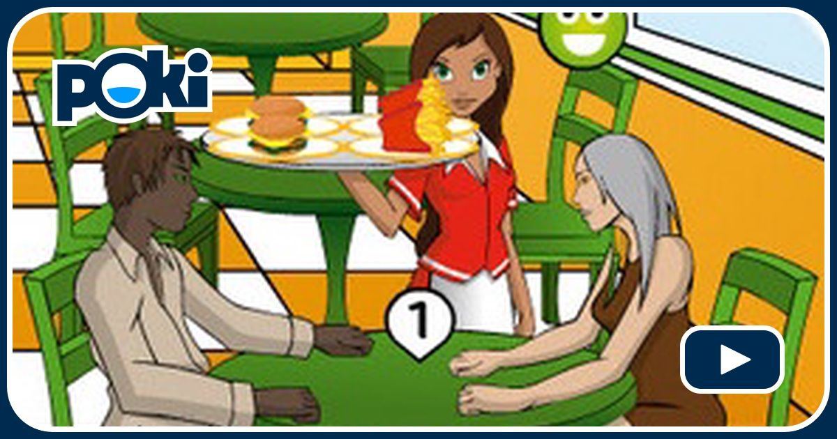 fast food spiel