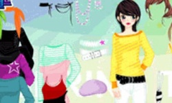 Sporty Dress Up 2