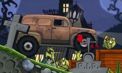 Graveyard Racer