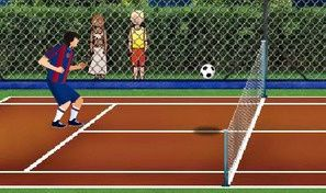 Original game title: Football Tennis: GM