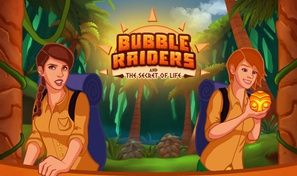 Original game title: Bubble Raiders