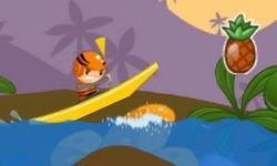 Upstream Kayak