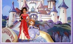 Puzzle de Elena y Sofía