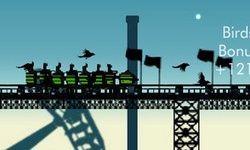 Rollercoaster Meloncat