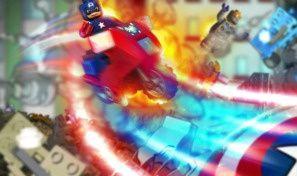 Lego Avengers: Captain America