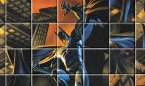 Batman Rotate Puzzle