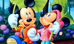 Mickey's Friend HN