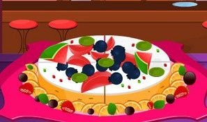 Original game title: Cheesecake with Fruits