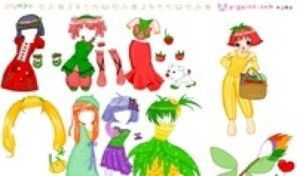 Fruit Collector Dress Up