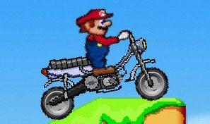 Original game title: Super Mario Moto