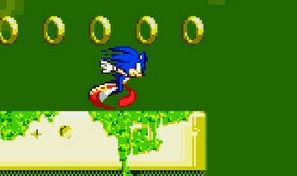 Original game title: Sonic Extreme 2