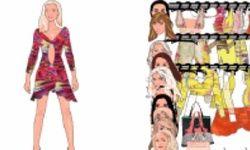Designer Celebrity Dress Up