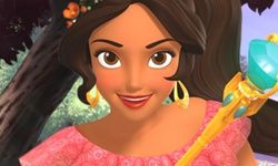 Elena of Avalor Puzzle