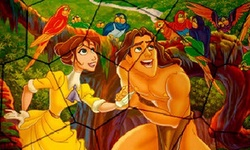 PM: Jane Porter and Tarzan