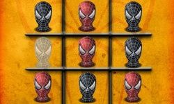 Tic Tac Toe Spiderman