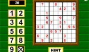 Basic Sudoku