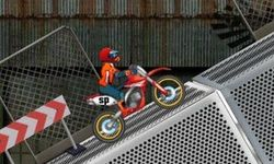 Extreme Moto X Challenge