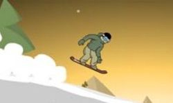 Ragdoll Snowboard 3