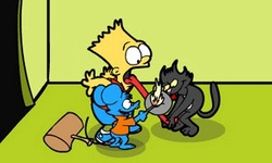 Bart Simpson - Saw