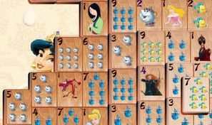 Disney Princess Mahjong