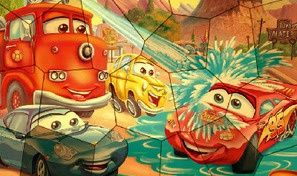 Puzzle Mania Cars