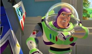 Buzz Lightyear Sliding Puzzle