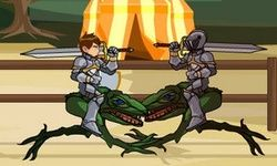 Ben 10 in Dueluri in Colosseum