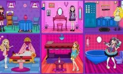 Ever After High Doll House